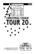 2005 Cookie Tour Program