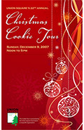 2007 Cookie Tour Program