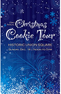 2008 Cookie Tour Program